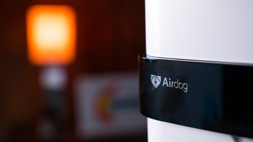 air purifier, air ionizer, home tech, health. The Airdog X5 air purifier produces cleaner air than HEPA-filtered purifiers, removing harmful contaminants and odors with a washable filter.