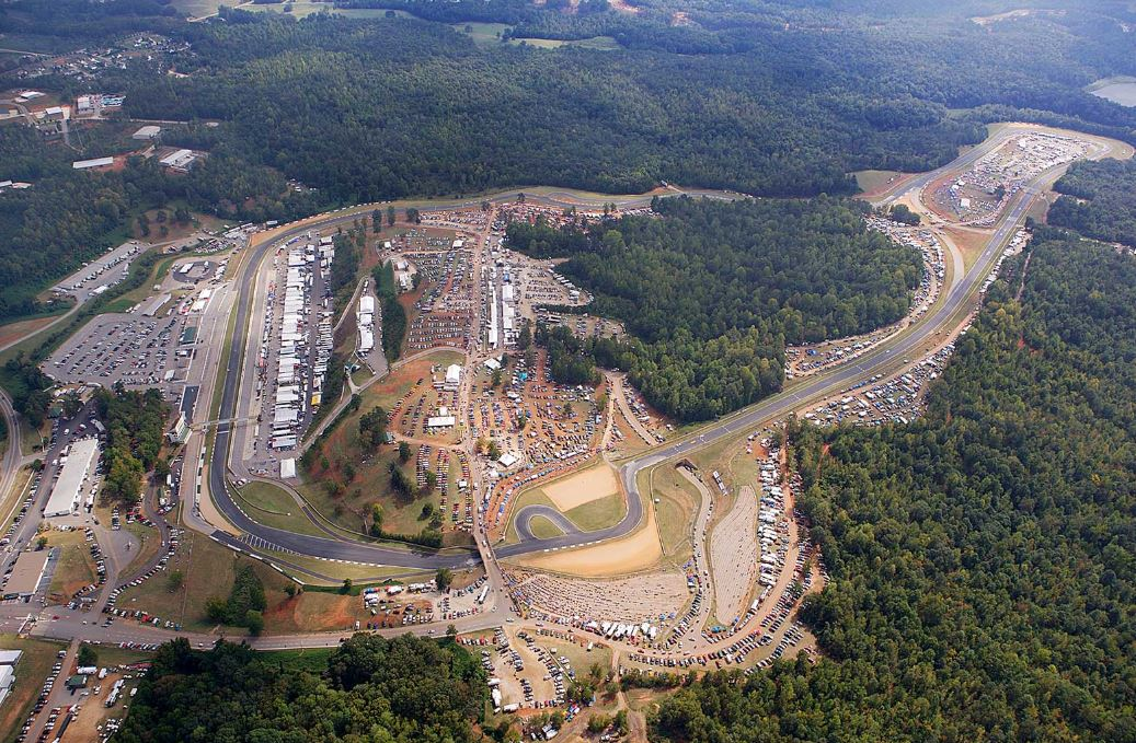 Road Atlanta is recognized as one of the world's best road courses.