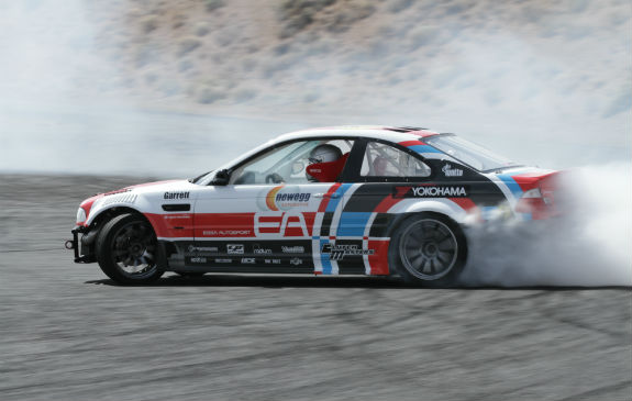 Michael Essa has added 150 horsepower to his BMW M3.
