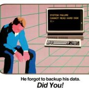 These '80s Office Tech PSA Posters Are Awesome