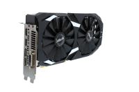 ASUS Radeon RX 580 DirectX 12 DUAL-RX580-O8G 8GB 256-Bit GDDR5 HDCP Ready CrossFireX Support Video Card