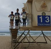 NeweggBusiness @ Huntington State Beach Clean-Up | June 2018