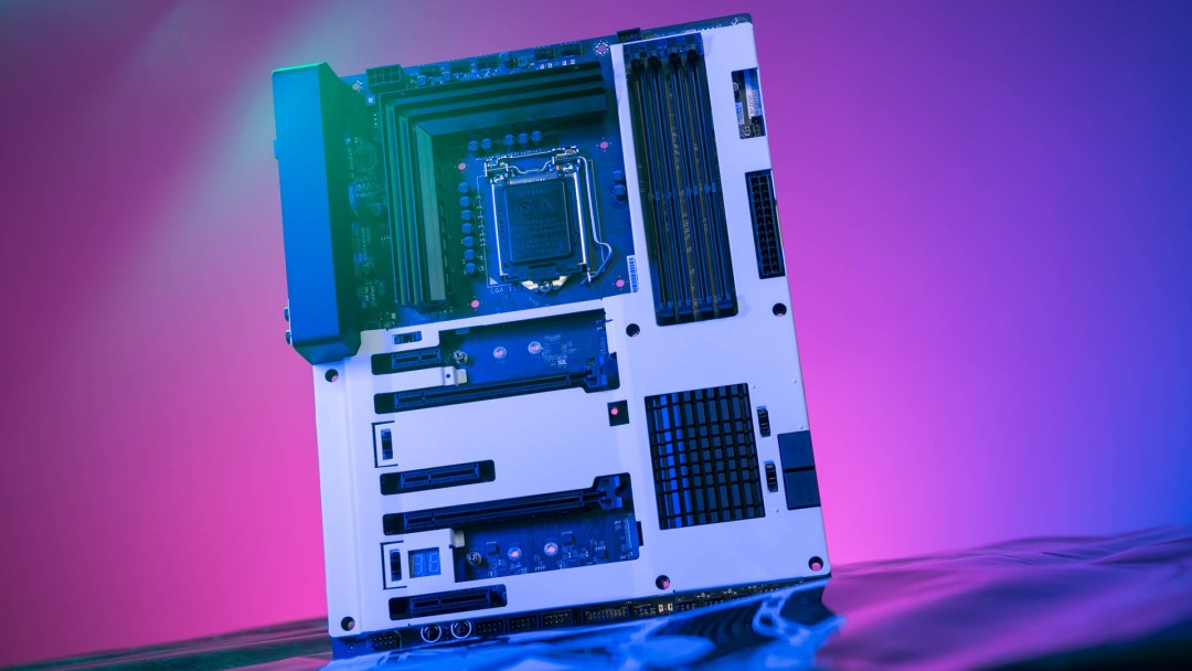 Build a PC NZXT motherboard
