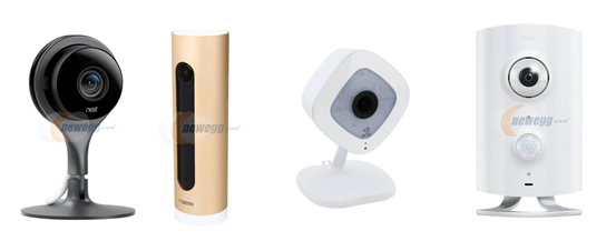 Smart Devices: WI-Fi Cameras