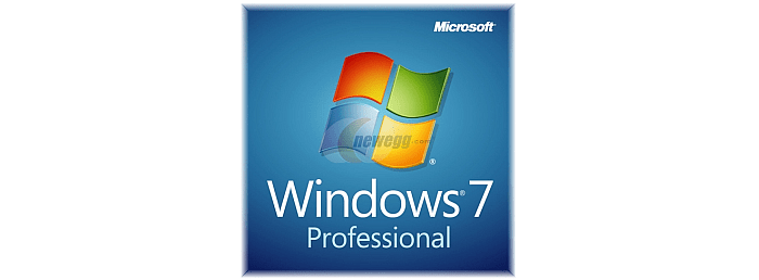 Windows 7 Professional 64-bit