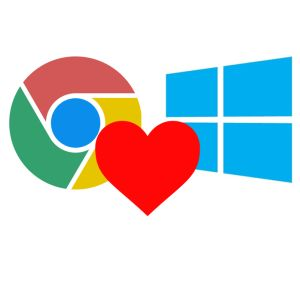 Support Chromebooks in Windows