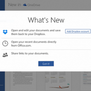 Edit and Sync Office Online Documents in Dropbox