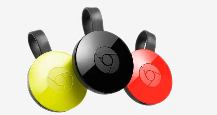 Google Chromecast HDMI Streaming Media Player