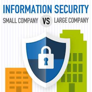Information Security Large Small Company