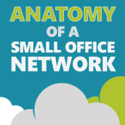 Anatomy of a Small Office Network [Infographic]