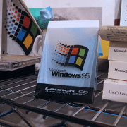Where Were You When Windows 95 Launched?