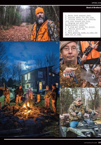 New England Adventures Outdoor Life
