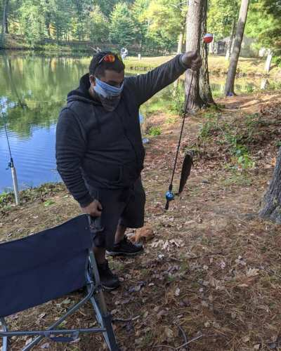 New England Adventures Veterans Fall Trout Derby
