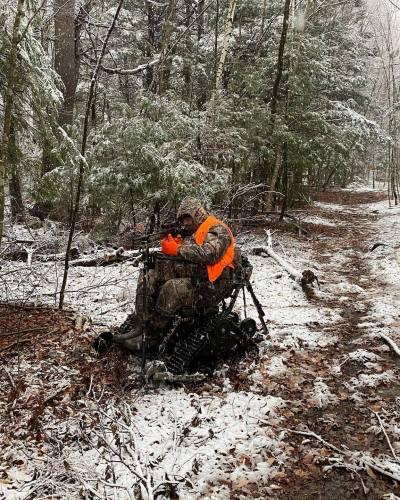 New England Adventures Veterans Deer Camp