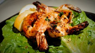 Grilled Shrimp App