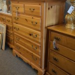 Broyhill Pine Chest Of Drawers New England Home Furniture Consignment