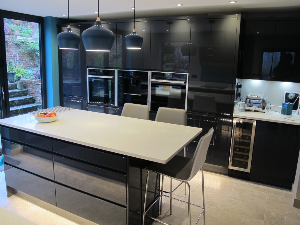 Contemporary Kitchens 2017 Uk