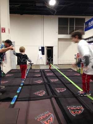 slack rope beams