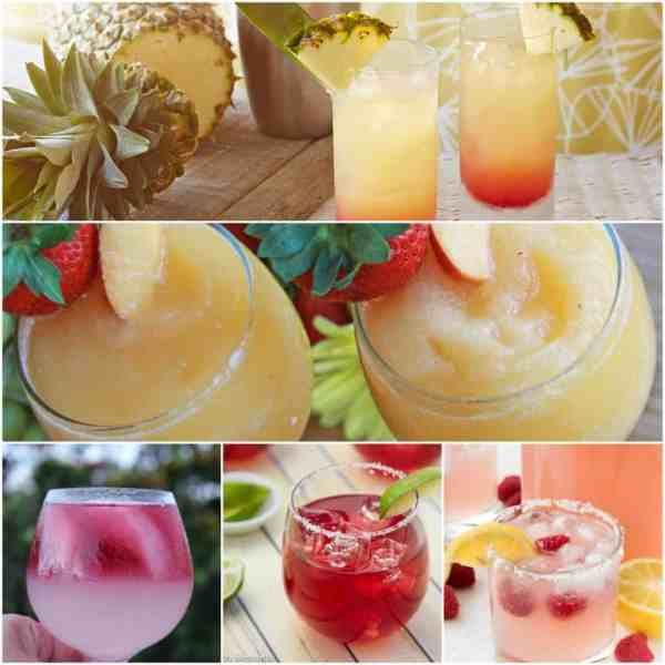 5 Good-bye to summer drinks to make and share this weekend!