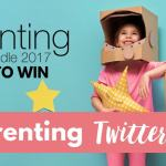 #Parenting Twitter Party & Giveaway!