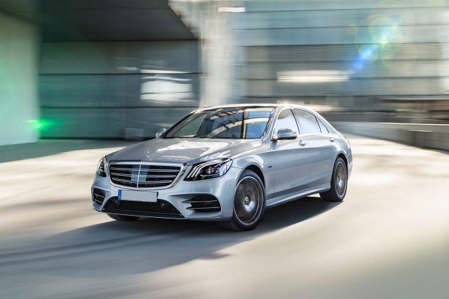 2018 Mercedes Benz S Class 560e Plug In Hybrid Luxury