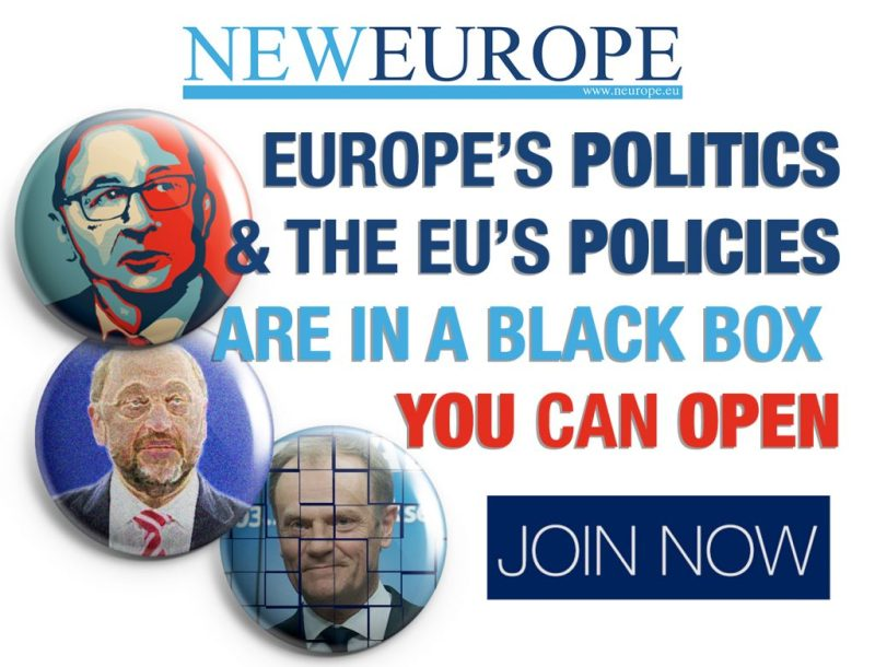 new europe join now