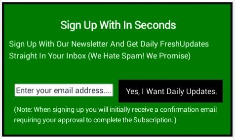 newfeatureblog email subscribe widget