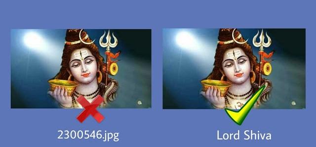 rename image of lord shiva