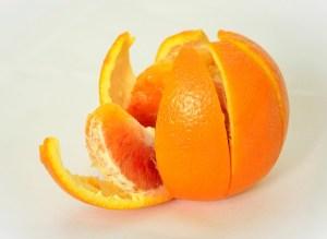 orange peel santre ka chhilka se pimples remove kare