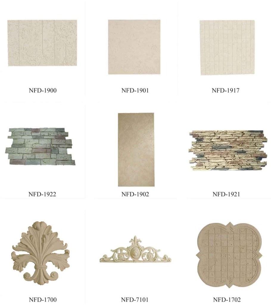 Foam Panels