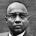 A photograph released on 22 October 1971 of Amilcar Cabral, leader of the African Party for the Independence of Guinea and Cape Verde. (Photograph by Lehtikuva / AFP)