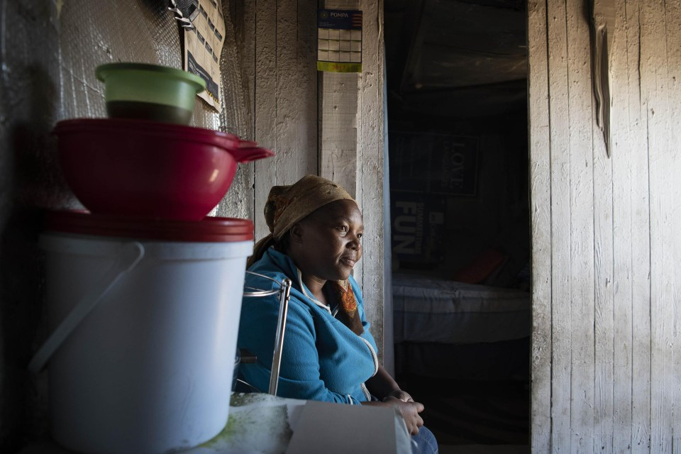 10 January 2019: Nomnikelo Sinegu fell victim to a cyber scam that robbed her of R20 000 from her stokvel.