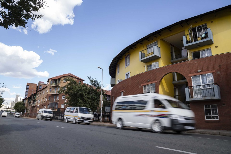 21 February 2019: The Brickfields housing development in Newtown, Johannesburg is an example of an affordable housing project in the city.