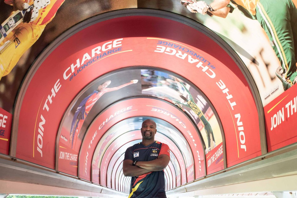 25 September 2018: The Highveld Lions' new coach Enoch Nkwe speaks to New Frame about his journey from player to coach.