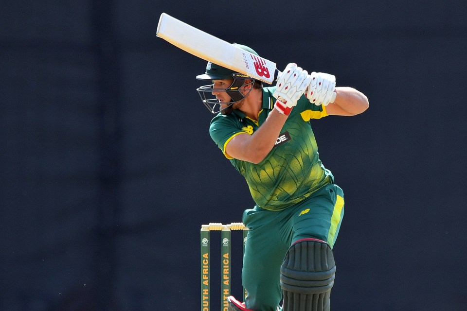 3 August 2017: Geoffrey Toyana, the former Highveld Lions coach, believes Wiaan Mulder can fill the gap left in the Proteas' batting lineup since the retirement of AB de Villiers. (Photograph by Johan Rynners/Gallo Images)