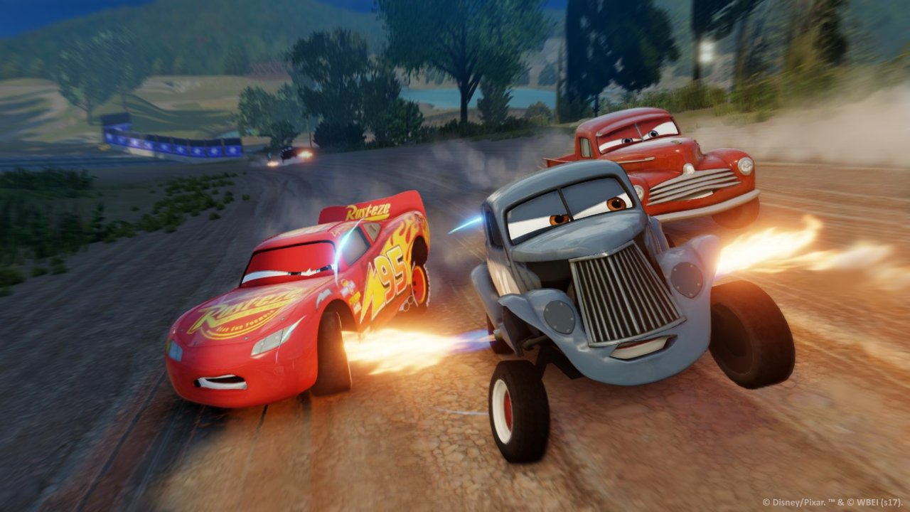 Cars 3 Driven To Win Screenshots Image 21166 New