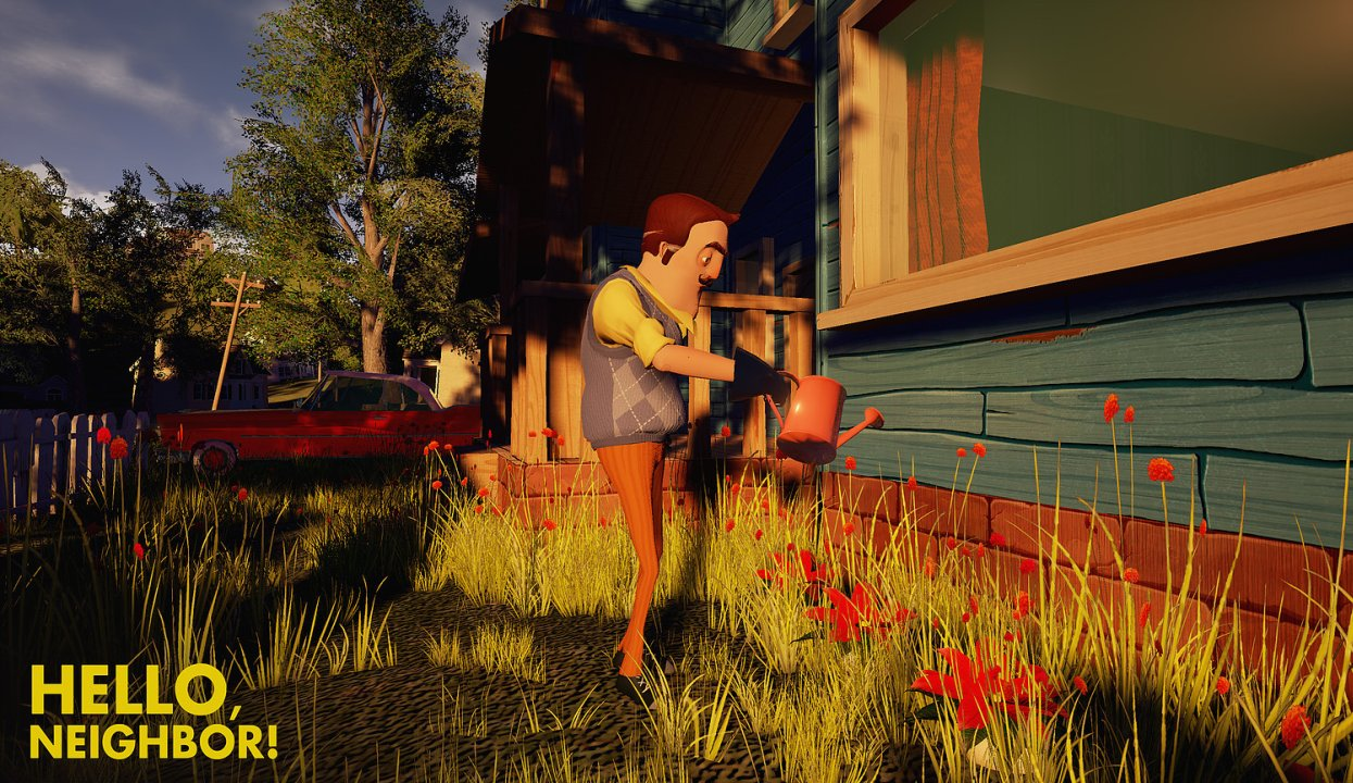 Hello Neighbor Screenshots Image 22254 New Game Network