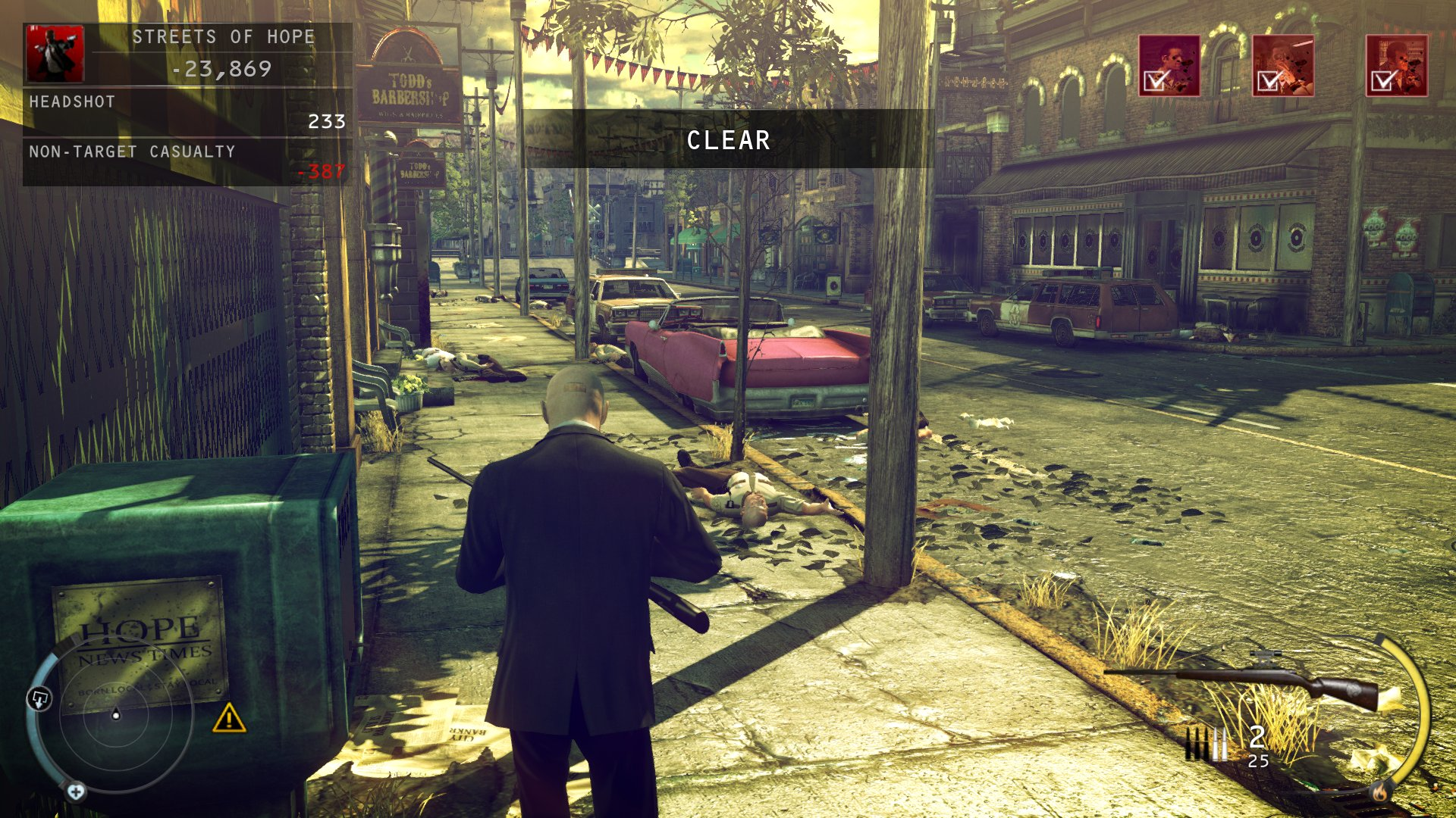 Hitman Absolution Screenshots Image 10719 New Game Network