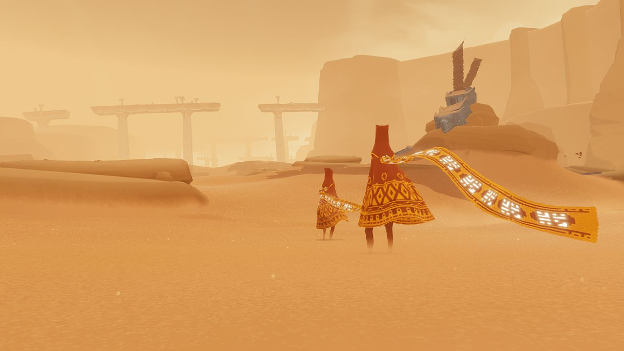 Journey PS3 Screenshots Image 8129 New Game Network