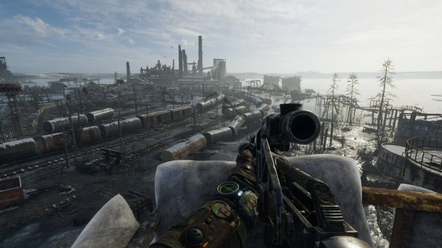 Image result for metro exodus screenshots