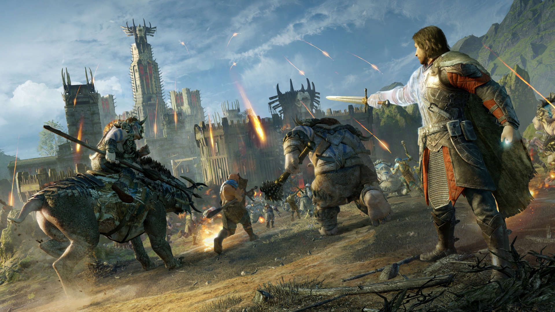 Image result for MIDDLE-EARTH: SHADOW OF WAR