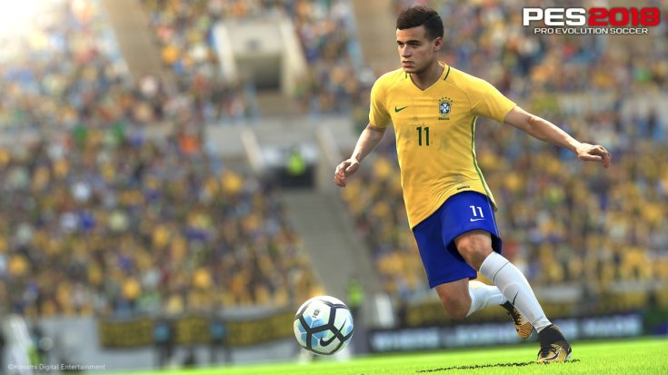 PES 2018 Review | New Game Network