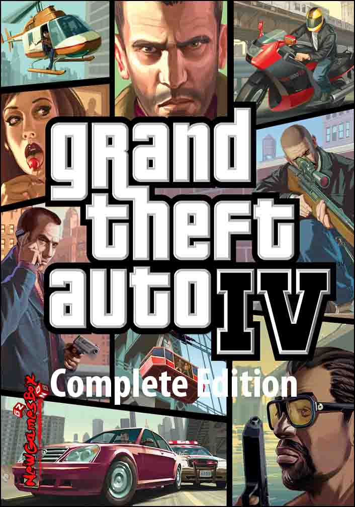 Grand Theft Auto IV Complete Edition Download Free