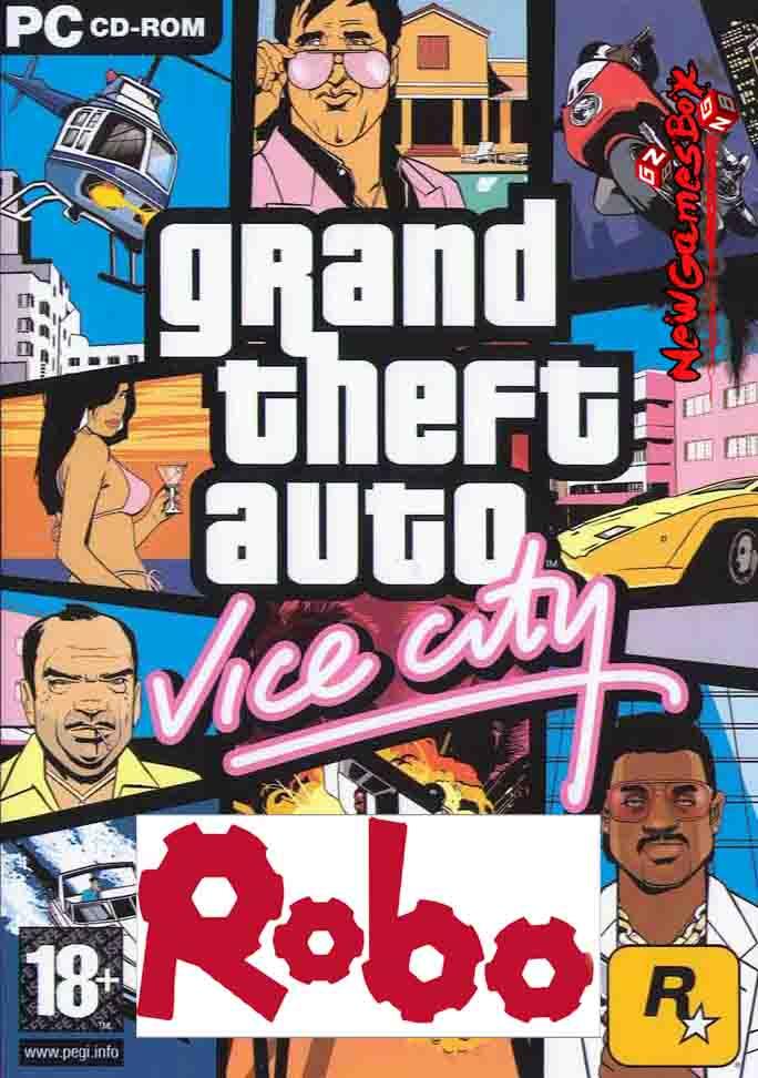 GTA Vice City Robo Free Download