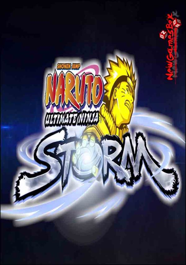 NARUTO Ultimate Ninja STORM Free Download