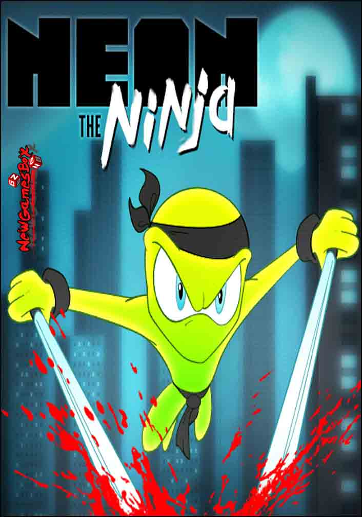 Neon the Ninja Free Download
