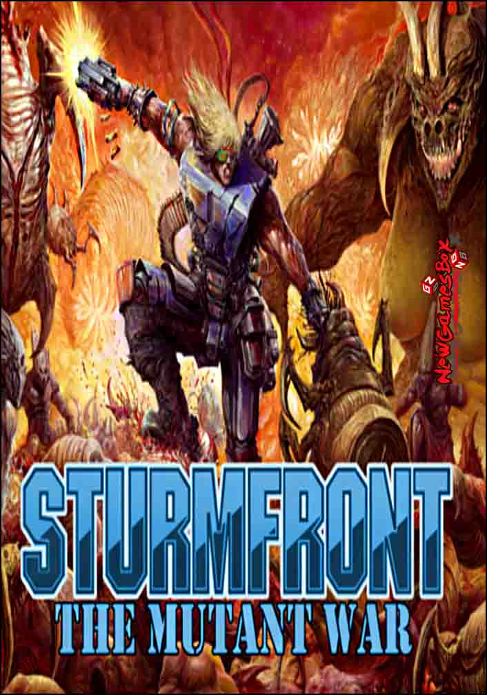 SturmFront The Mutant War Free Download