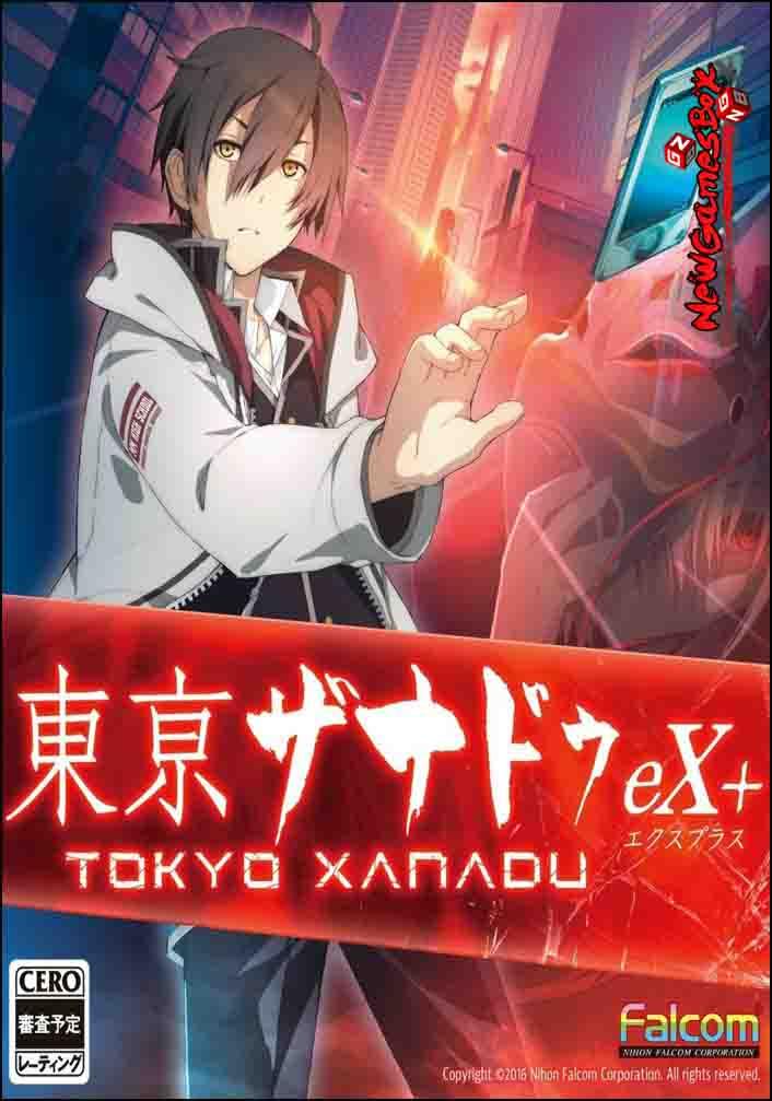 Tokyo Xanadu eX Free Download