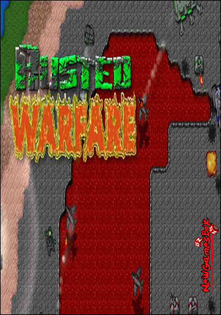 Rusted Warfare RTS Free Download