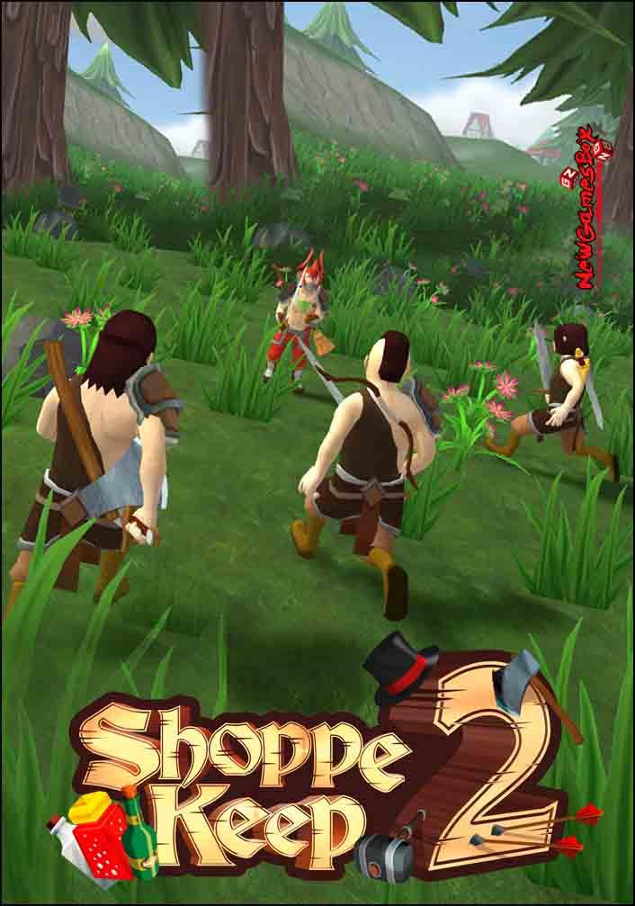 Shoppe Keep 2 Free Download Full Version PC Game Setup